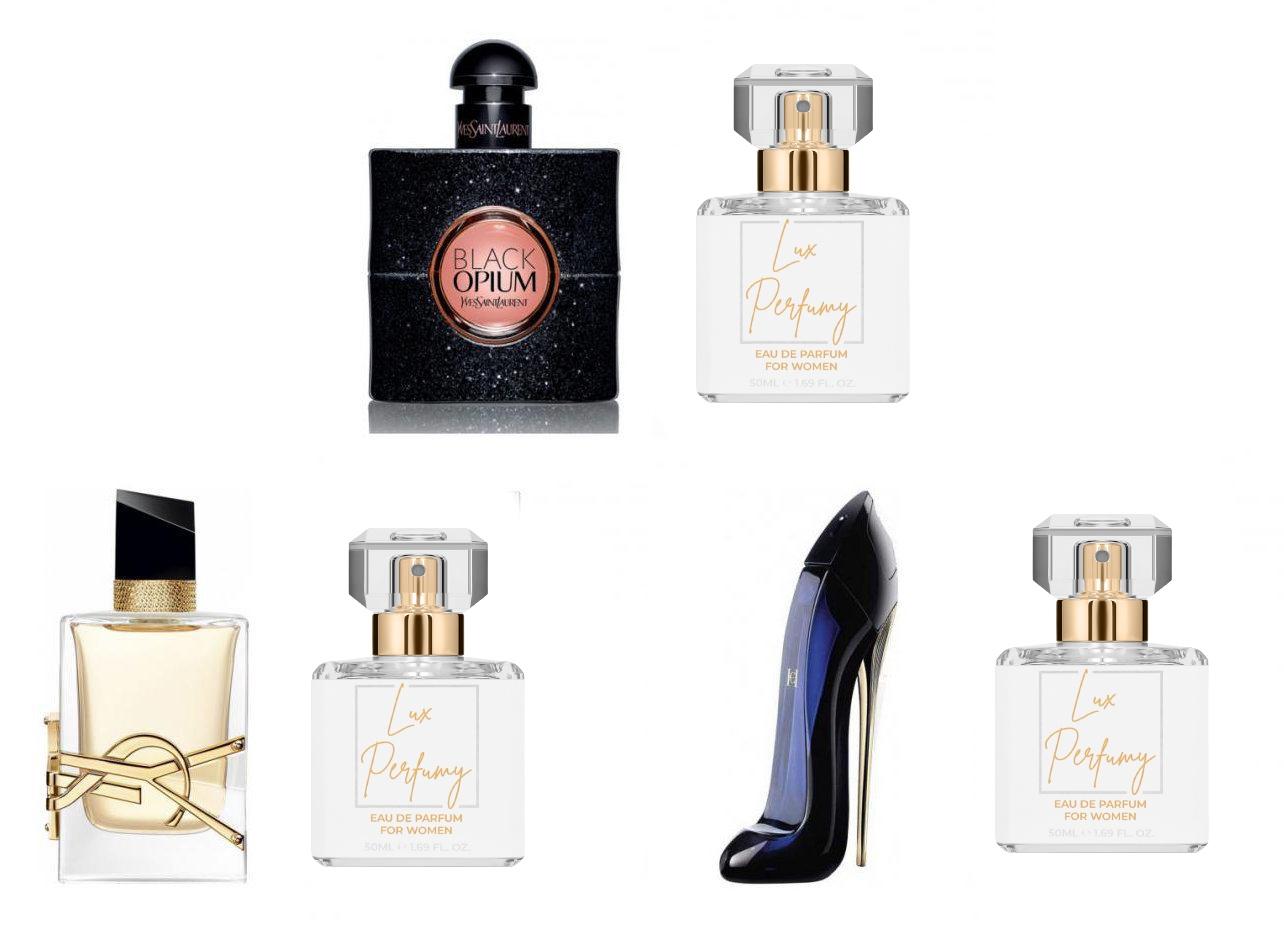 Zestaw Perfum Francuskich dla Niej